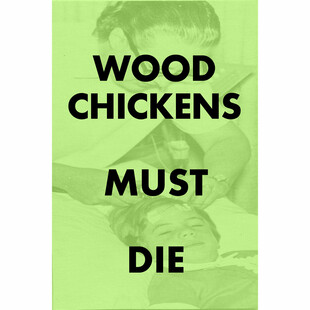 Wood Chickens